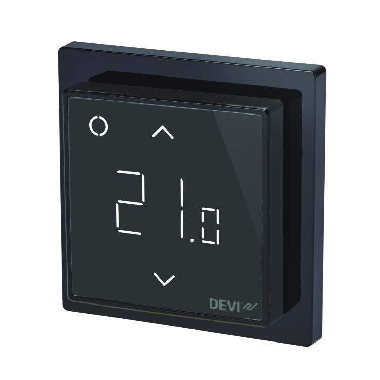 Devi Reg Smart Black Thermostat Fast Delivery