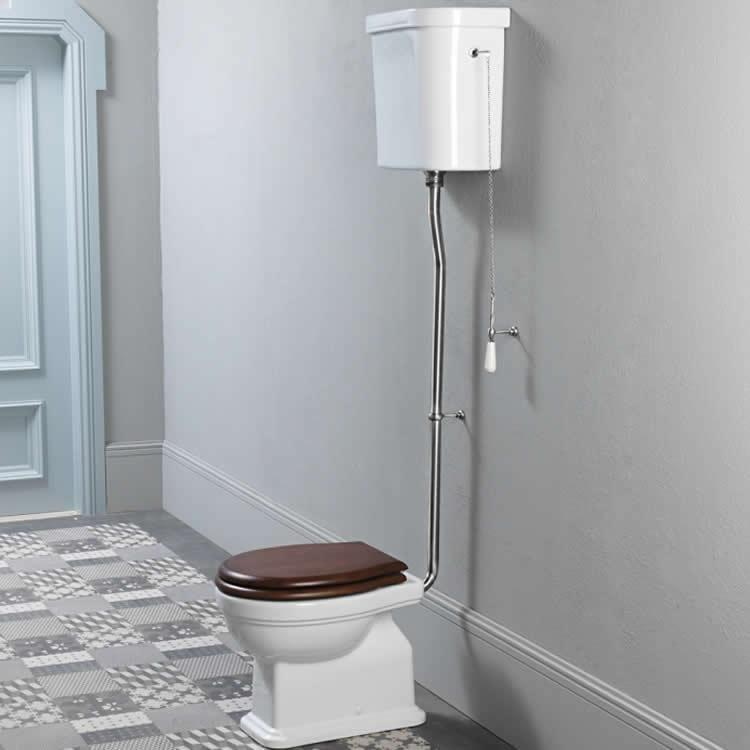 Secure Toilet Seat