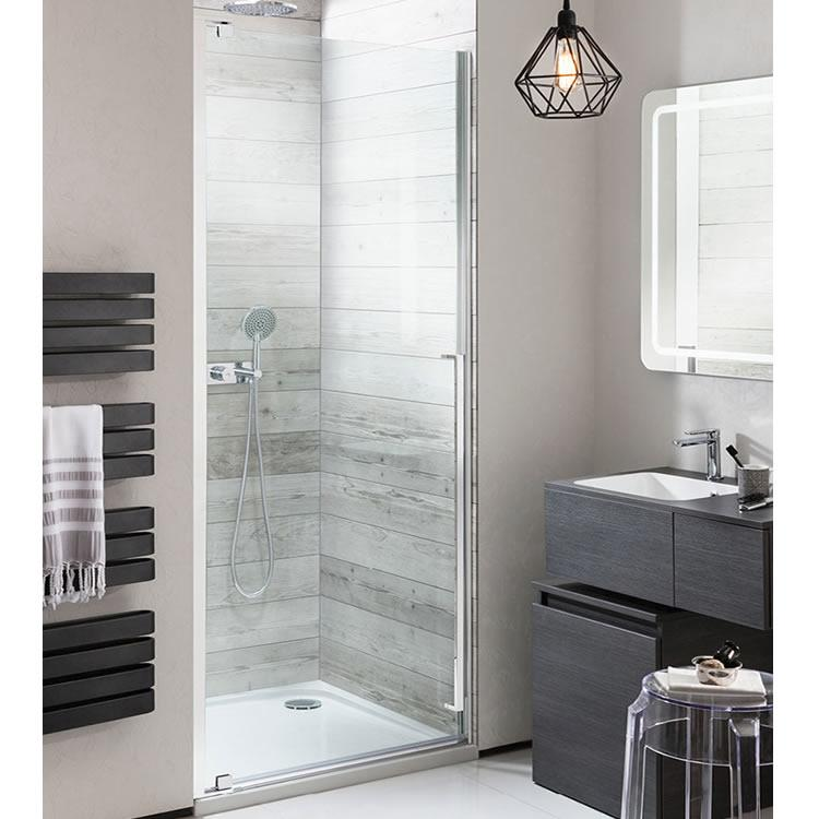 Hinged Shower Doors and Enclosures | Sanctuary Bathrooms