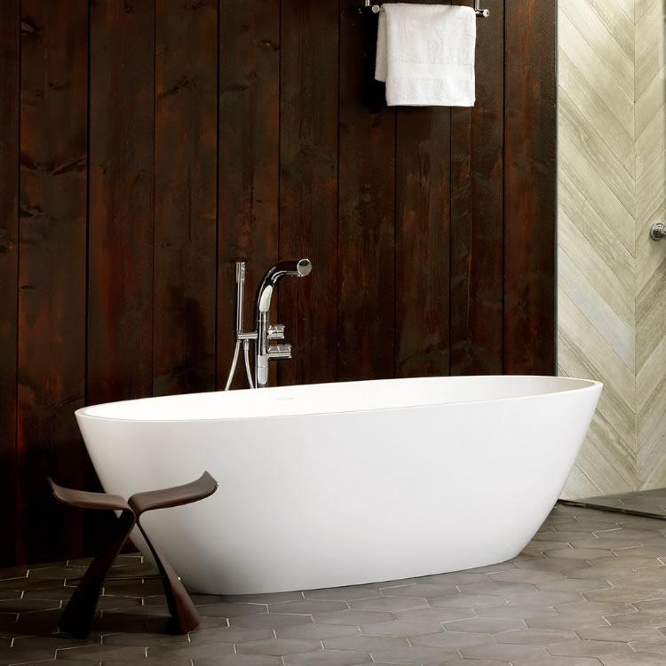 Traditional Baths | Large & Deep Bathtubs | Sanctuary Bathrooms