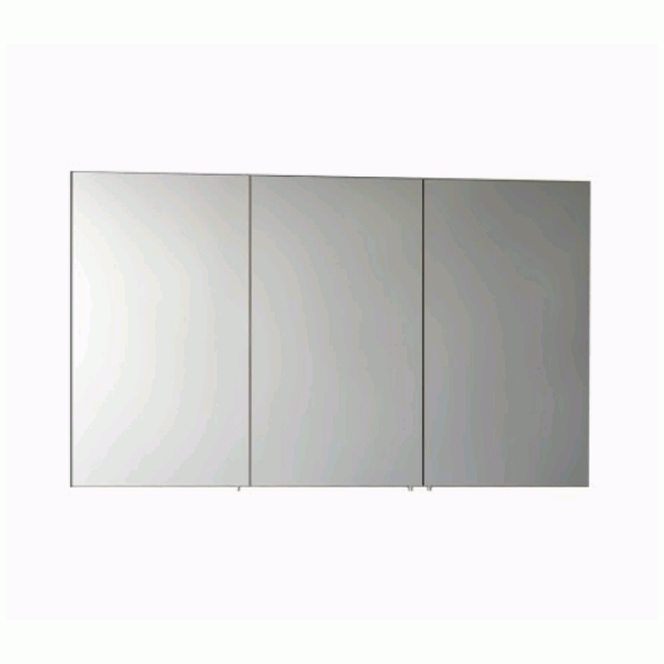 Vitra S50 Three Door Mirror Cabinet