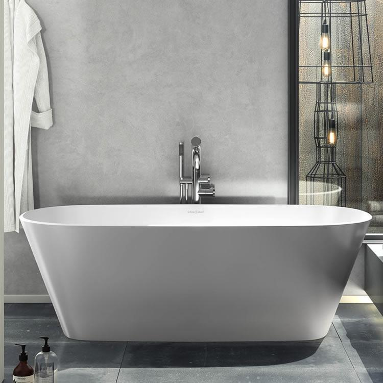 Freestanding Baths | Stand Alone Baths | Sanctuary Bathrooms