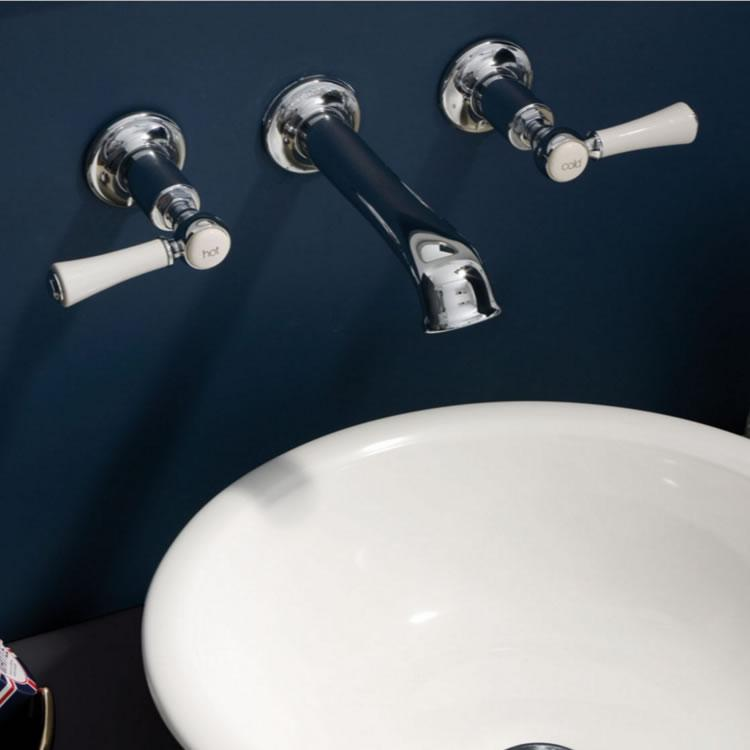 Victoria Albert Staffordshire 10 Traditional Wall Mounted Basin