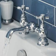 Traditional Bath Filler Taps