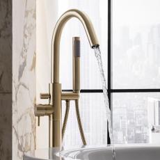 Crosswater MPRO Brushed Brass