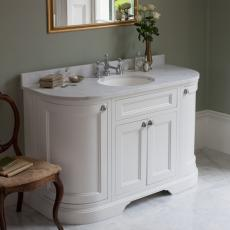 Burlington Curved Bathroom Furniture