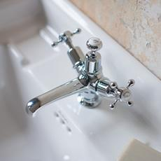 Burlington Claremont Bathroom Taps
