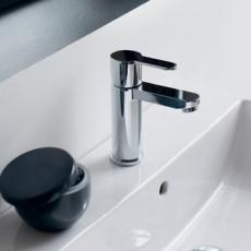 Britton Bathrooms Crystal Taps
