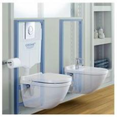 Grohe Wall Hung Frames and Cisterns