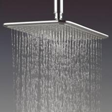 Square and Rectangular Shower Heads