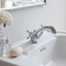 Burlington Stafford Bathroom Taps