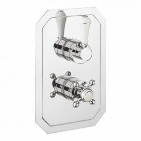 Crosswater Belgravia Lever 1000 Thermostatic Shower Valve