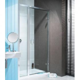 Simpsons Classic Hinged Door With Inline Panel