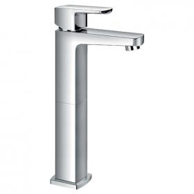Flova Dekka Tall Basin Mixer Including Waste