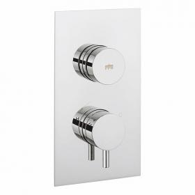 Photo of Crosswater Dial Portrait Shower Valve 1 Control with Kai Lever Trim