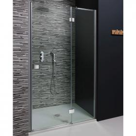 Simpsons Design Semi-Frameless Hinged Shower Door