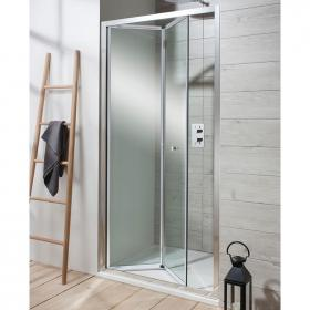 Simpsons Edge Bifold Shower Door