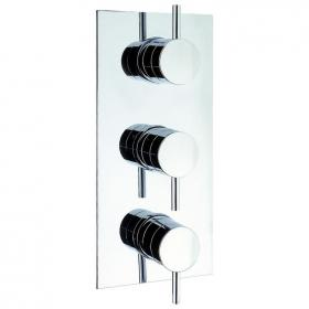 Photo of Adora Fusion Thermostatic Shower Valve with 3 Control