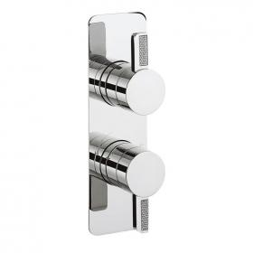 Crosswater Glitter Thermostatic Shower Valve