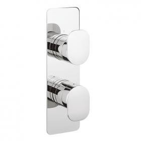 Crosswater Kelly Hoppen Zero 2 Shower Valve with 2 Way Diverter