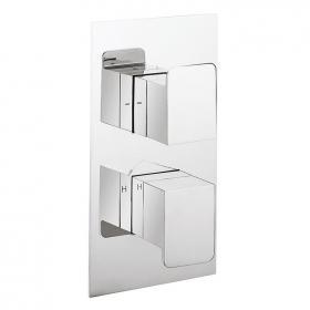 Crosswater Kelly Hoppen Zero 3 Shower Valve 2 Way Diverter