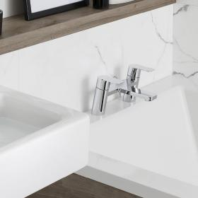 Crosswater Kelly Hoppen KH Zero 6 Bath Filler