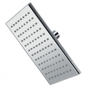 Flova Design 200mm Rectangular Rain Shower Head