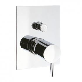 Crosswater Kai Lever Manual Shower Valve with Diverter