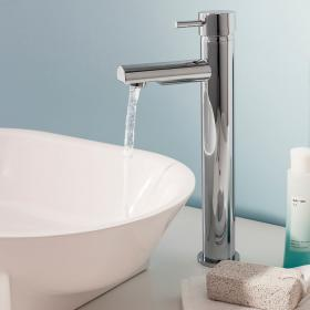 Crosswater Kai Lever Basin Tall Fixed Spout