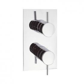 Crosswater Kai Lever Shower Valve With 2 Way Diverter