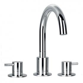 Flova Levo 3 Tap Hole Bath Filler