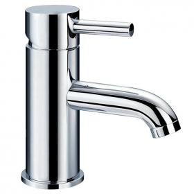 Flova Levo Small Basin Mixer Inc Waste