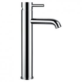 Flova Levo Tall Basin Mixer Inc Waste