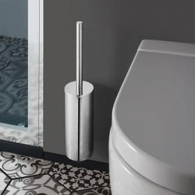 Photo of Crosswater MPRO Chrome Toilet Brush Holder