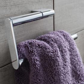 Photo of Crosswater MPRO Chrome Towel Ring