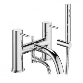 Crosswater Mike Pro Chrome Bath Shower with Kit