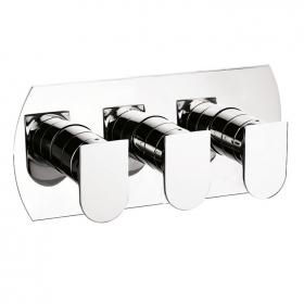 Crosswater Modest Shower Valve With 3 Way Diverter