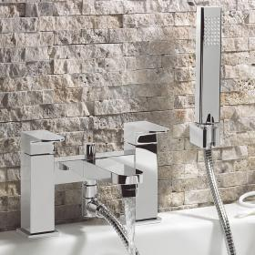 Crosswater Modest Bath Shower Mixer With Kit