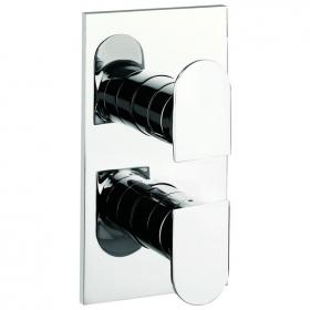 Adora Planet Thermostatic Shower Valve with 2 Way Diverter