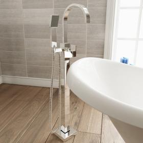 Adora Planet Single Lever Freestanding Bath Shower Mixer