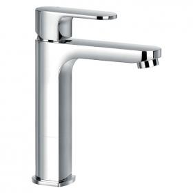Flova Smart Mid Height Basin Mixer Inc Waste