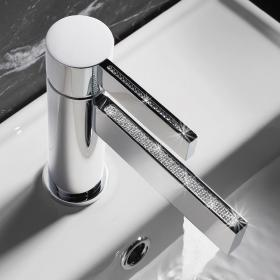 Crosswater Sparkle Basin Mixer Tap
