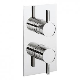 Crosswater Sparkle Thermostatic Shower Valve