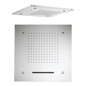 Photo of Crosswater 1595mm Square Multifunction Recessed Shower Head