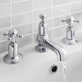 Traditional Bathroom Taps