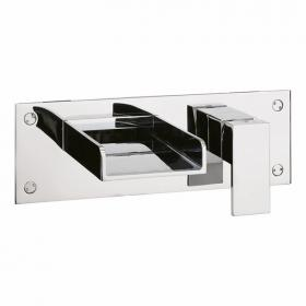 Crosswater Water Square Wall Mounted Bath Filler