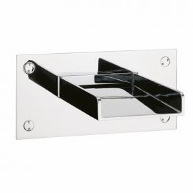 Crosswater Water Square Bath Spout