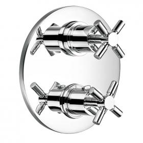 Flova XL Thermostatic Concealed Shower Valve