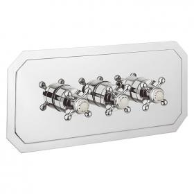 Crosswater Belgravia Crosshead 2001 Shower Valve 2 Way Diverter