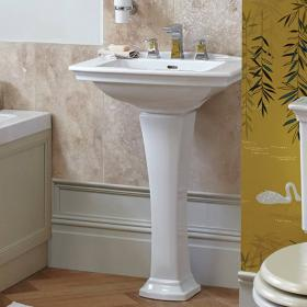 Heritage Blenheim Basin and Full Pedestal